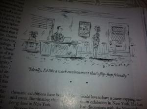 Questa vignetta sembra stata fatta apposta per il nostro blog!
