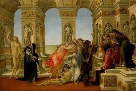 invidia di Botticelli