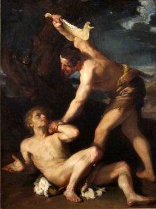 Caino e Abele. E l'invida apparse sulla Terra