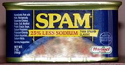 La carne in scatola più amata (e odiata) dagli Inglesi nel dopoguerra