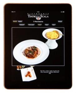 Il tecno-menu firmato Marchesi. Da acquolina digitale!
