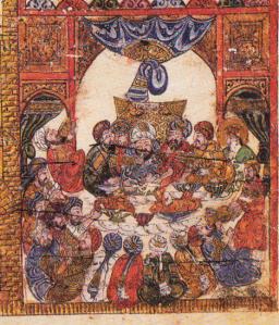 Le mille e una polpetta videro la luce sulle tavole arabe