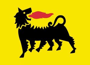 Il cane asei zampe, marchio simbolo dell'ENI