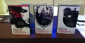 la trilogia della finlandese Salla Simukka