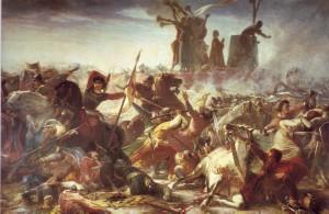 La battaglia di Legnano di Amos Cassoli
