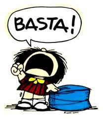 Il mantra da recitare insieme a Mafalda