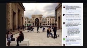 Da via Marconi a Pza Duomo in un progetto: ma leggete il secondo commento a destra!!