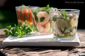 Le Trasparenti Delizie di Cucina Cre-Attiva (photo Elly Aucone)