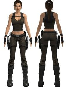 Lara Croft o Ciabattinadx (magari!!)??