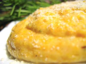 Povera ma ricca!... la polenta. (photo da Jacob's Kitchen)