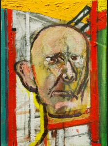 William Utermohlen: autoritratto