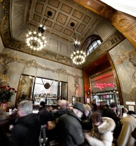 Lo Zucca in Galleria (photo: ilcamparino.it)
