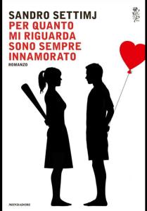 La copertina del romanzo di Sandro Settimj