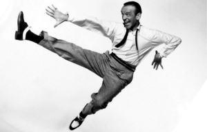 Fred Astaire, uno dei più acclamati protagonisti dei musical più classici
