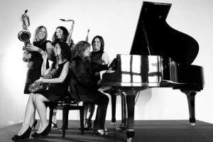 Il Gershwin Quintet che vi attende il 24 gennaio presso il Tempio Valdese a Milano