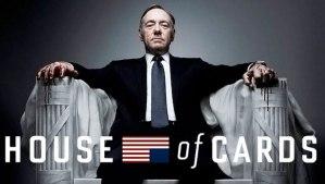 Fantastica Fanta-politica, con il mitico Kevin Spacey: House of Cards