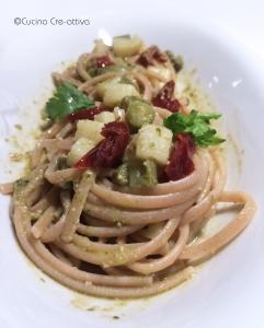 2 SPAGHI X 1: la succulenta ricetta della chef Mariangela Marchesi di Cucina Cre-Attiva