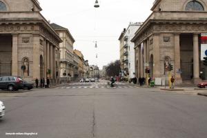 Porta Venezia a Milano è una delle zone indicate per l'alto tasso di furti in un interessante articolo de la Repubblica.it