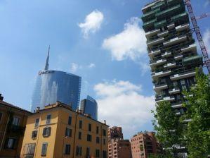 Il quartiere Isola a Milano, nell'occhio del mirino a Milano (photo: www.linkiesta.it)