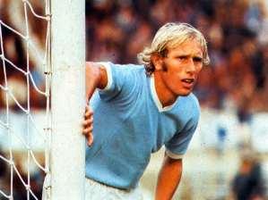 Il famoso calciatore Re Cecconi a cui negli anni '70 uno scherzo lagato a una rapina costò la vita