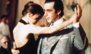 """Al Pacino, il non vedente di Scent of a Woman, la versione americana di """"Profumo di donna"""""""
