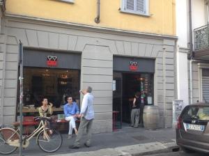 Un wine bar DOC di Milano, il Ross e Bianch