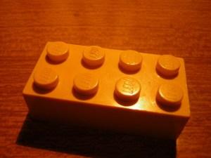 Un Lego Brick